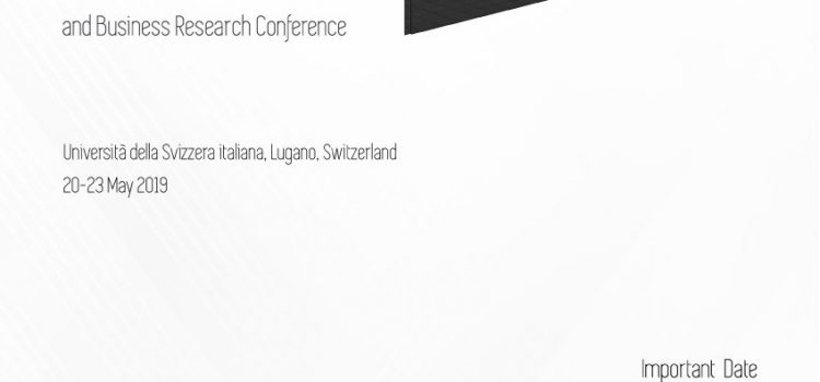 8 th International Social Sciences and Business Research Conference  @ Switzerland